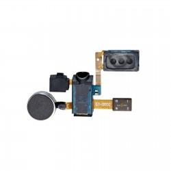 Ακουστικό με Καλώδιο Πλακέ, Επαφή Ακουστικών, Δόνηση και Μικρόφωνο Ανοιχτής Ακρόασης για Samsung Galaxy i9100 S2