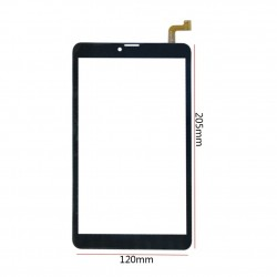 Touch Digitizer with dimensions 8''