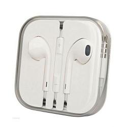 Apple Ακουστικα Με Μικροφωνο Για Iphone 5G/6G
