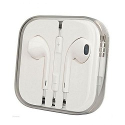 Apple Handsfree With Remote For Iphone 5G/6G Blister