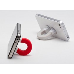 Magnetic Style With Suction Cup Silicone Stand Holder Για ΙPod/ΙPad ΙPhone 4/4S/5
