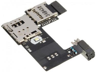 Sim Flex Single For Motorola Moto G2 XT1072