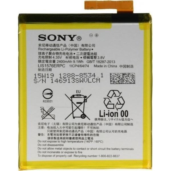 Battery Sony LIS1576 2400mah Li-Ion Original Bulk