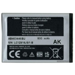 Battery Samsung AB463446BU Li-Ion 3.7V 800 mAh Original