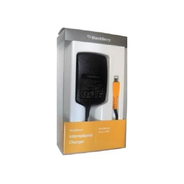 Original Blackberry travel charger