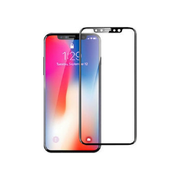 5D Tempered Glass 0.3m For IPHONE XS Full Cover