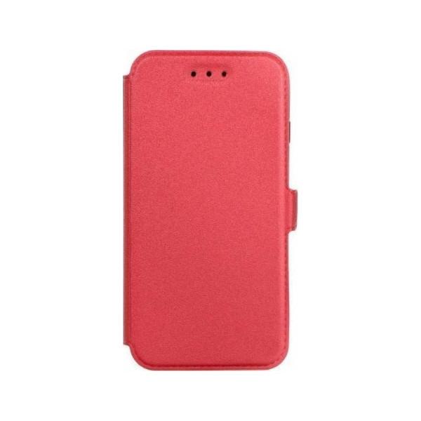 TelOne Book Pocket Stand Case Για Huawei Y6 2018