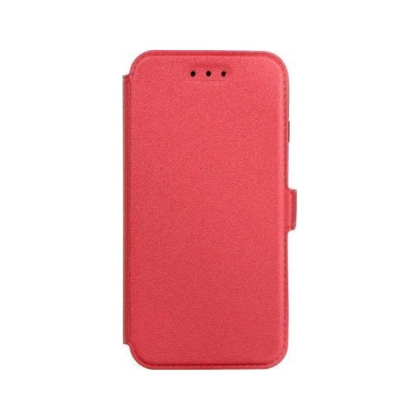 TelOne Book Pocket Stand Case For Huawei Y6 2018