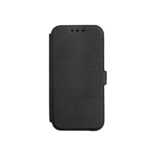 TelOne Book Pocket Stand Case Για Motorola C Plus