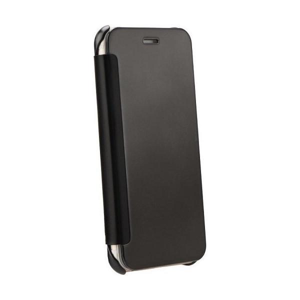 OEM Flip Wallet Case Clear View Για Samsung J120F Galaxy J1 (2016)
