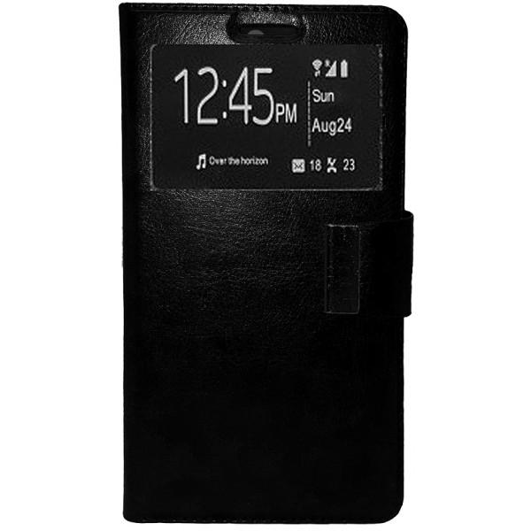 Book Case Stand Window Για Huawei G9 Plus/Nova Plus