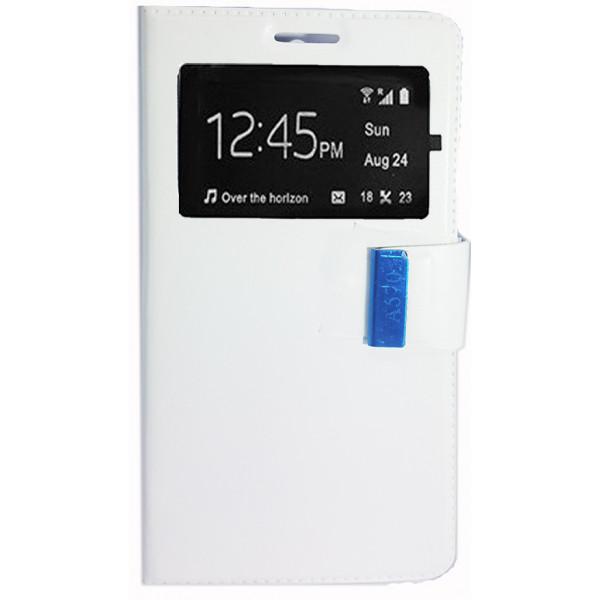 Book Case Stand Window For Vodafone Smart 4 Mini HQ