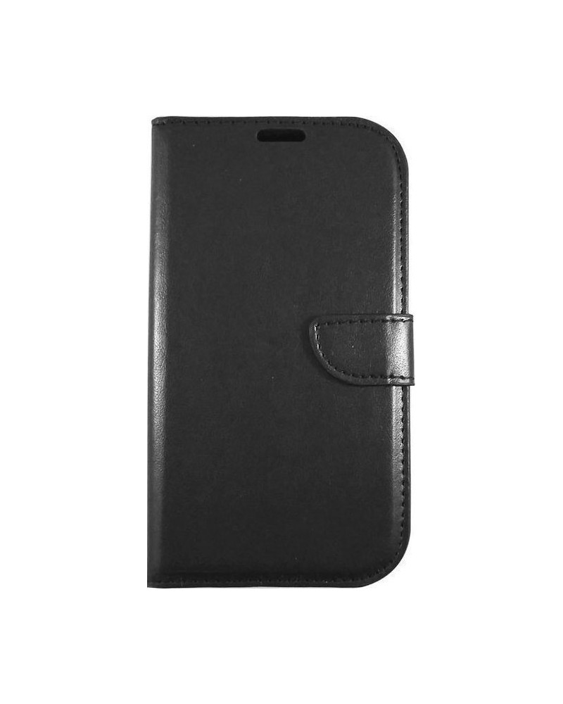 Book Case Stand For Alcatel OT-5050Y One Touch Pop S3 Blister