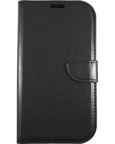 Book Case Stand For Alcatel OT-7047D One Touch Pop C9 Blister