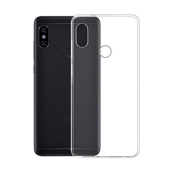 Ultra Slim S-Case 0,3MM For Xiaomi Redmi Note 6 Pro