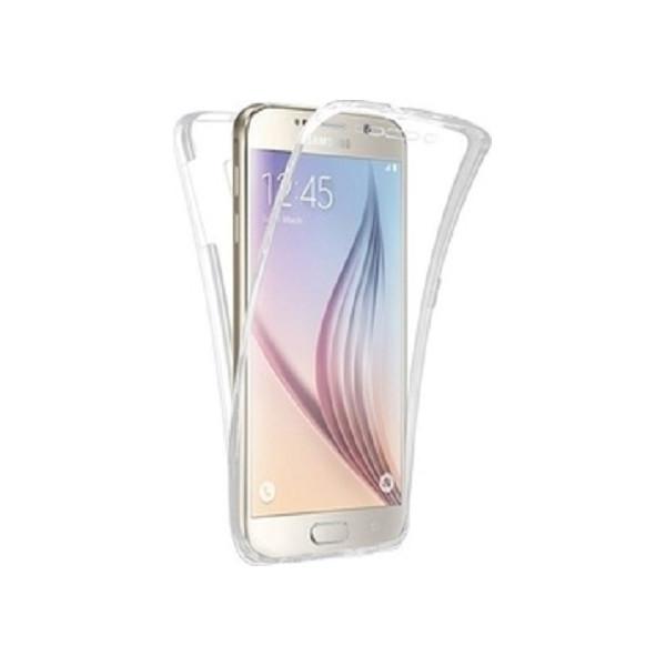Ultra Slim S-Case 0,3MM For Samsung J600 Galaxy J6 (2018) Front/Back
