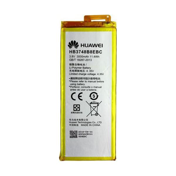 Battery Huawei HB3748B8EBC Li-Polymer 3.8V 3000mAh Original Bulk