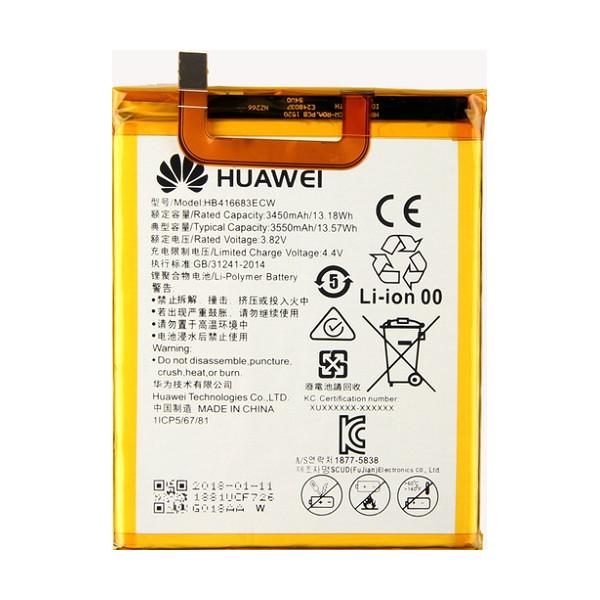 Battery Huawei HB416683ECW Li-Polymer 3.7V 3450mAh Original Bulk