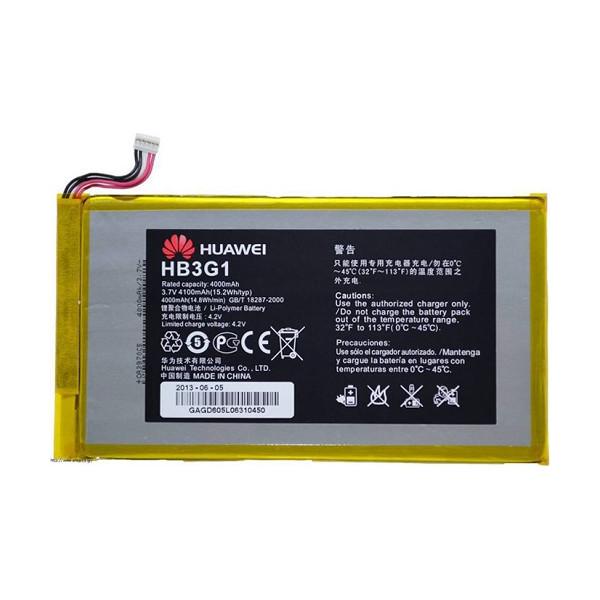 Battery Huawei HB3G1 Li-Polymer 3.7V 4000mAh Original Bulk