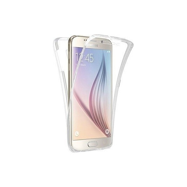 Ultra Slim S-Case 0,3MM For Samsung A520F Galaxy A5 (2017) Front/Back