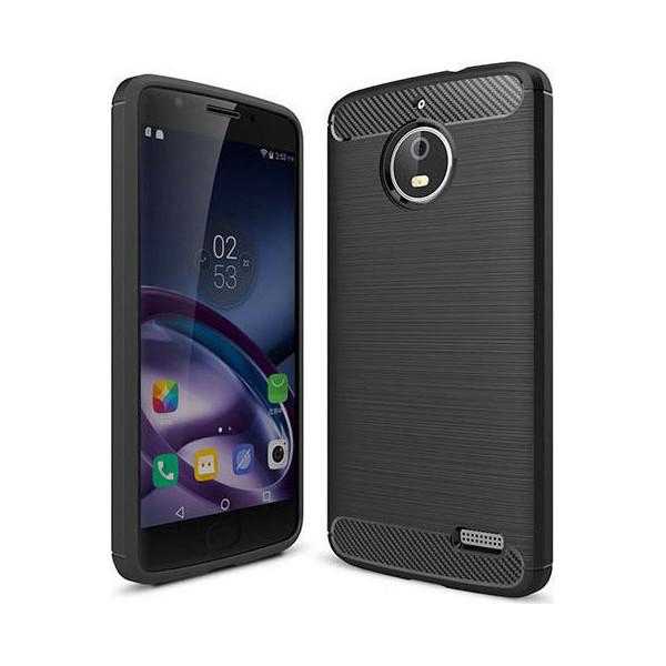 S-Case Carbon Fiber For MotorolaXT1766 Moto E4