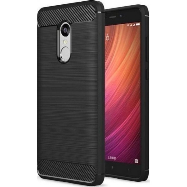 S-Case Carbon Fiber Για Xiaomi Redmi Note 4/4x