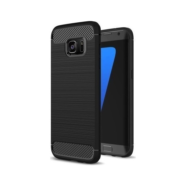 S-Case Carbon Fiber For Samsung G930F Galaxy S7