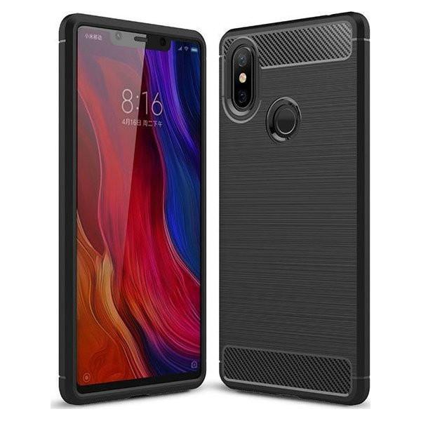 S-Case Carbon Fiber Για Xiaomi Mi 8