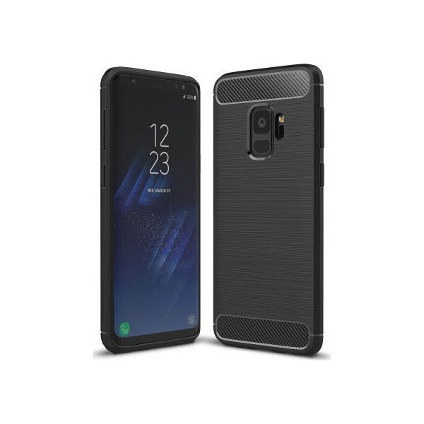 S-Case Carbon Fiber For Samsung G960F Galaxy S9