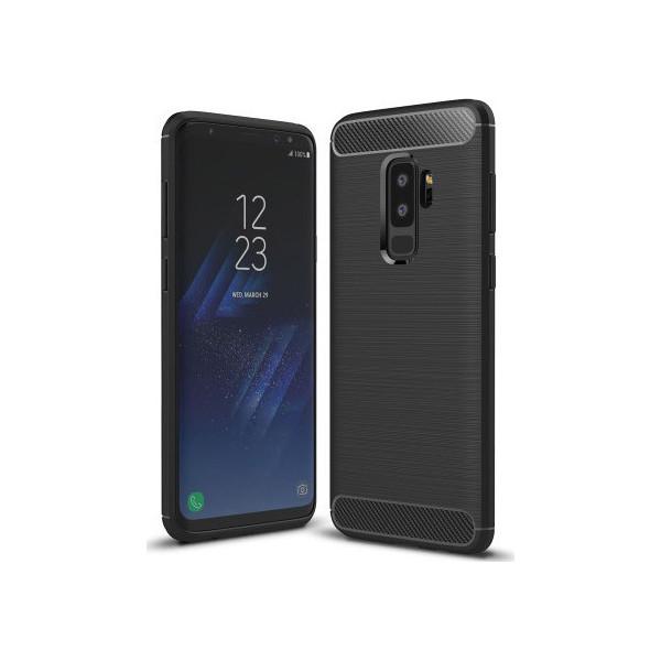 S-Case Carbon Fiber For Samsung G965F Galaxy S9 Plus