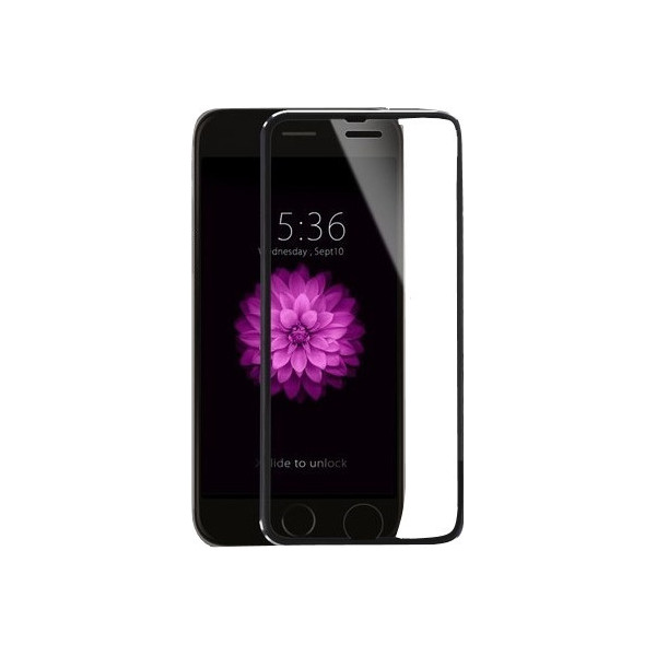 "10D Tempered Glass 9H For Iphone 6 (4,7"") Full Cover"