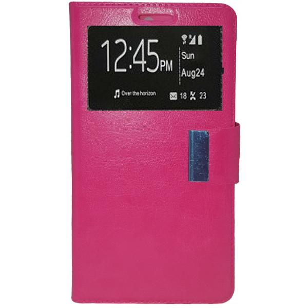 Book Case Stand Window Για Samsung G925 Galaxy S6 Edge