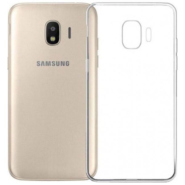Ultra Slim S-Case 0,3MM For Samsung J4 Plus 2018