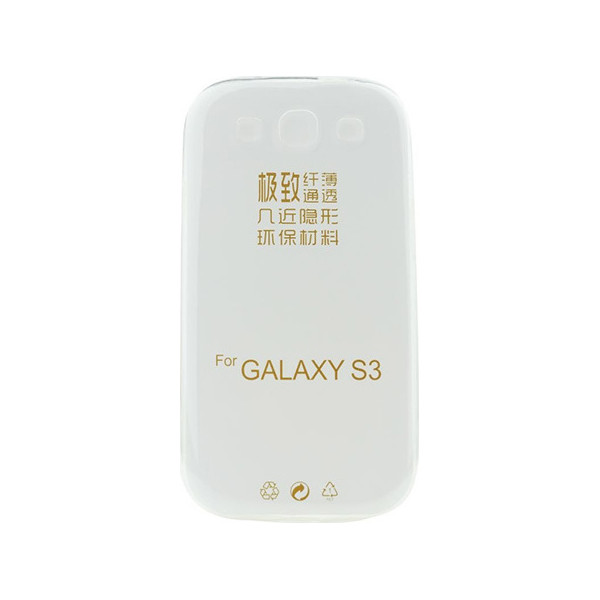Ultra Slim S-Case 0,3MM For Samsung i9300 Galaxy S3