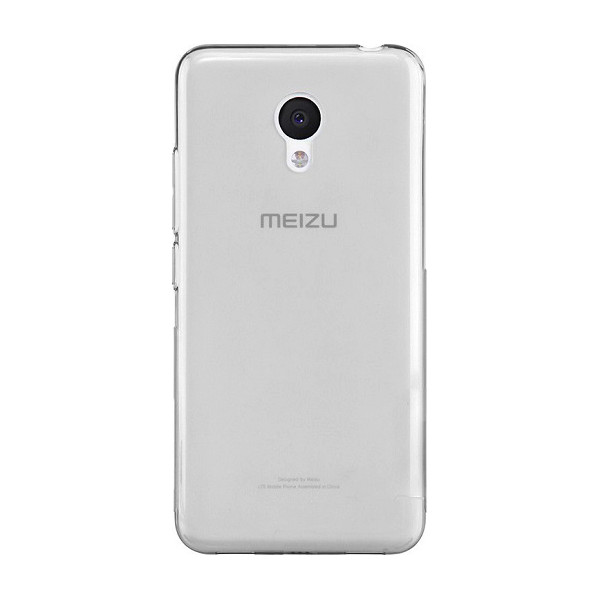 Ultra Slim S-Case 0,3MM Για Meizu M5