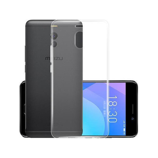 Ultra Slim S-Case 0,3MM Για Meizu M6 Note