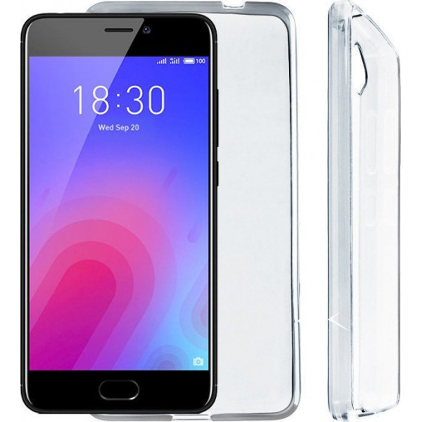 Ultra Slim S-Case 0,3MM for Meizu M6