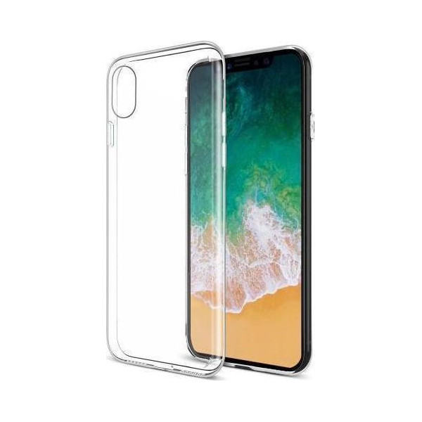 Ultra Slim S-Case 0,3MM For Iphone X