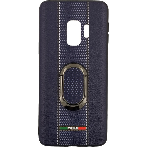 Θήκη Πλάτης TPU Weimi Με Περιστροφικό Stand 360 Για Samsung S9 Plus
