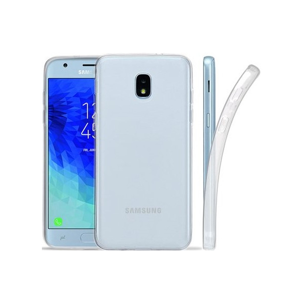 Ultra Slim S-Case 0,3MM For Samsung J337F Galaxy J3 (2018)