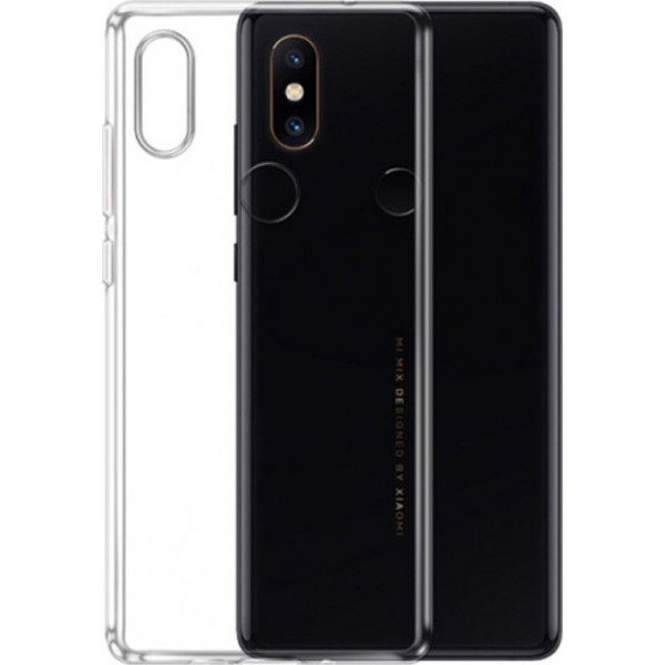 Ultra Slim S-Case 0,3MM Για Xiaomi Mi Mix 2s