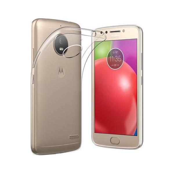 Ultra Slim S-Case 0,3MM For Motorola E4