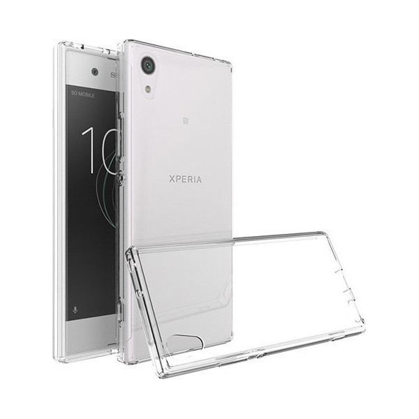 Ultra Slim S-Case 0,3MM Για Sony Xperia XA1 Plus