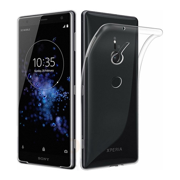 Ultra Slim S-Case 0,3MM Για Sony Xperia XZ2