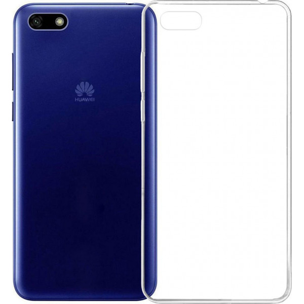 Ultra Slim S-Case 0,3MM For Huawei Y5 2018