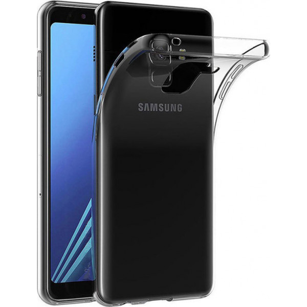 Ultra Slim S-Case 0,3MM For Samsung J4 2018