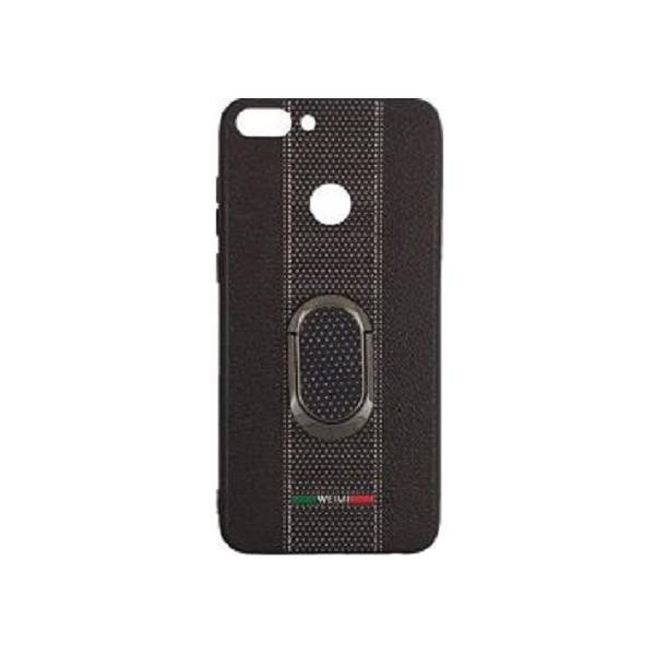 Θήκη Πλάτης TPU Weimi Με Περιστροφικό Stand 360 Για Huawei P20 Lite