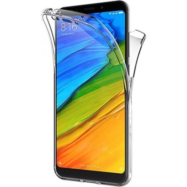 S-Case For Xiaomi Redmi 5 Plus Front/Back