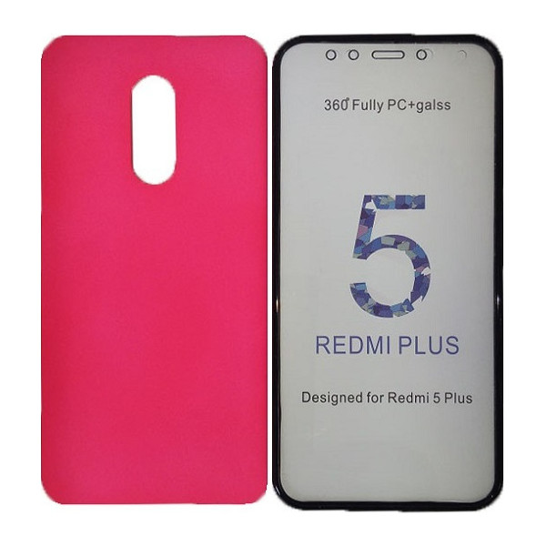 S-Case Για Xiaomi Redmi 5 Plus Front/Back
