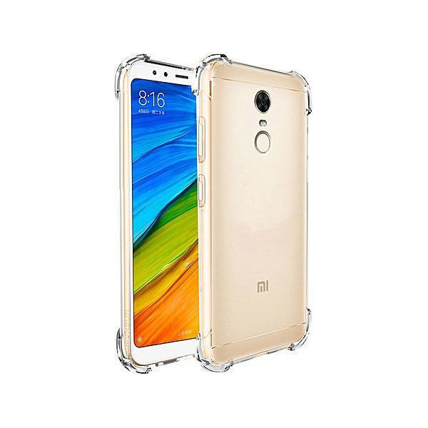 S-Case Anti-Shock 0,5mm Για Xiaomi Redmi 5 Plus